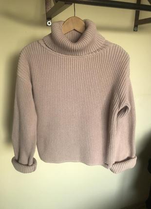 Очень модный свитер calvin klein оверсайз