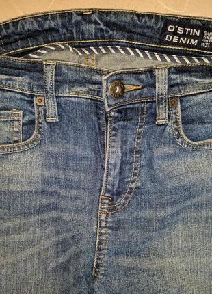 Продам мужские джинсы ostin super skinny