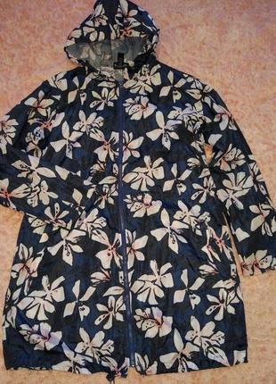 Шикарная куртка дождевик ветровка плащ бренда george