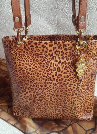 Итальянская брендовая сумка velilini