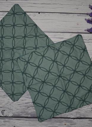 Шикарная наволочка для декоративных подушек в ваш дизайн принтами геометрия скандинавский