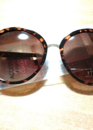 Стильные очки женские, новые, солнцезащитные, фирма c&a