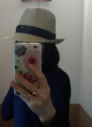 Шляпа унисекс, новая, фирма c&a