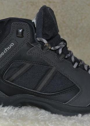 Quechua  40р . зимние -демисезонные ботинки . оригинал. кроссовки