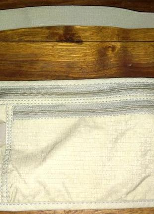 Дорожная сумочка на пояс
