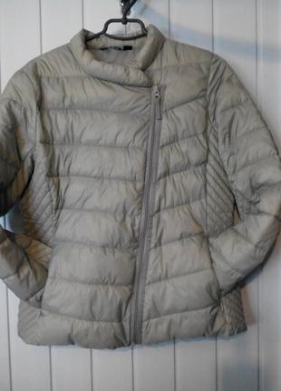 Супер демисезонная женская стеганная короткая весенняя куртка от esmera