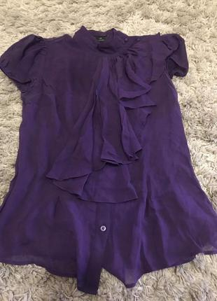 Блуза club monaco s/p