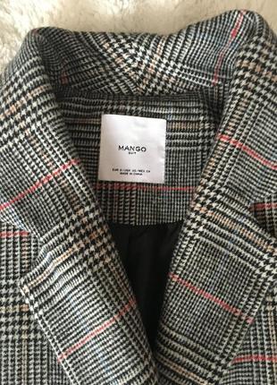 Трендовое пальто mango!4 фото