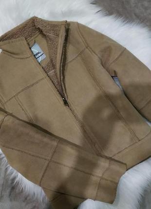 Пальто куртка дубленка zepgpl 140
