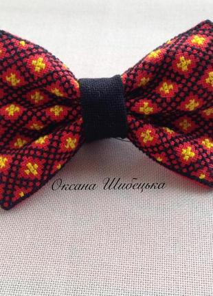 Краватка-метелик бабочка аксесуар галстук