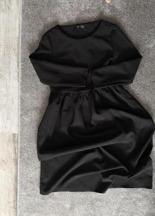Миди-платье красивого кроя от украинского производителя