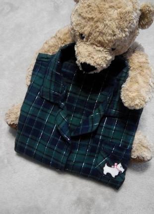 Пижама фланелевая нежная,уютная размер 12-14 secret possessional