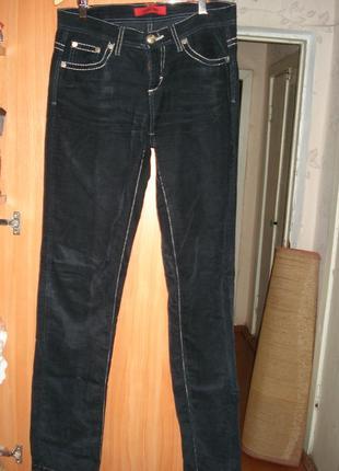 Шикарные вельветовые джинсы, брюки vigoss оригинал р.8-10
