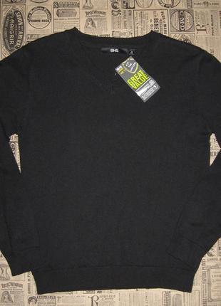 Школьный свитер bhs  р.146-152, новый,