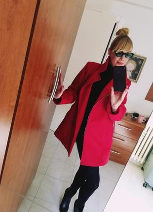 Пальто italia red star5 фото