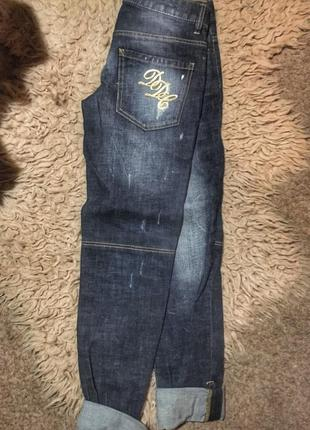 Брендовые джинсы dsquared2