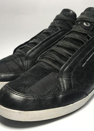 Мужские кроссовки adidas y-3 by yohji yamamoto kazuhiri