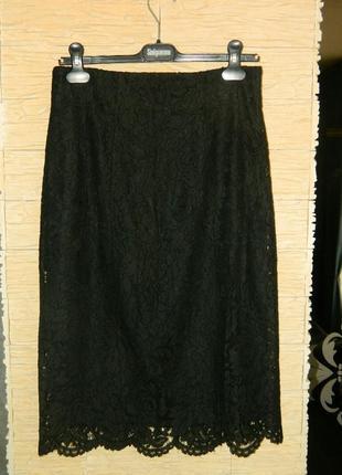 Шикарная кружевная юбка lamania