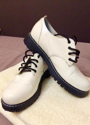Женские туфли дерби dinsko,  размер 37