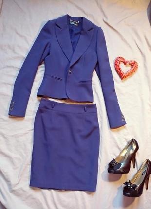 Офисный костюм love republic ,42(s)