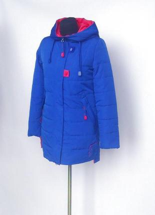 Яркая весенняя куртка peercat 780