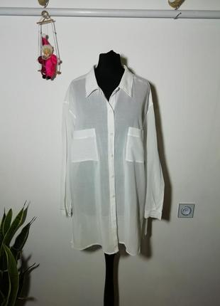 Лёгкая рубашка hanro