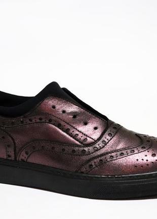 Туфли gio di grunland италия оригинал. натуральная кожа. 35-40