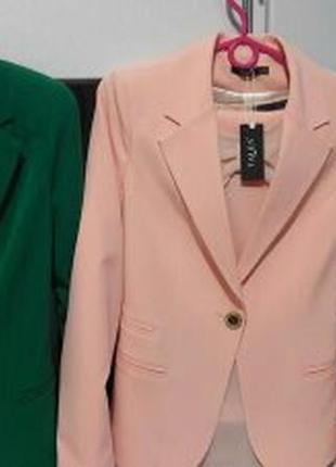 Распродажа! мегакачественный брючный нежнорозовый костюм пастельного оттенка3