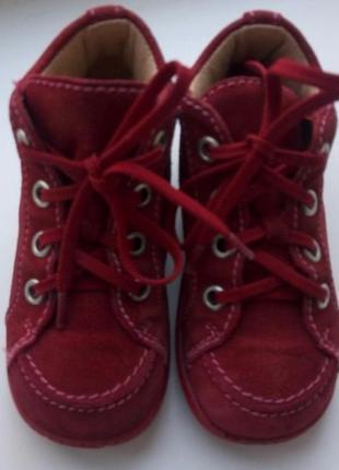 Дитячі черевики / детские ботинки / кроссовки daumling