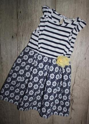 Сарафан платье george 3-4 года, рост 98-104 см.