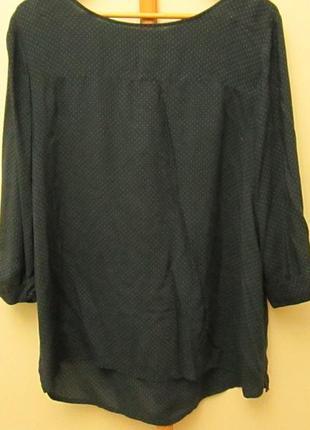 Яркая воздушная рубаха из тончайшей вискозы немецкого бренда «opus»
