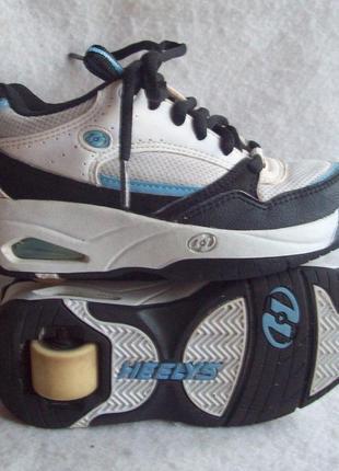 Колоботы кроссовки на колесиках ролики, стелька 20,5