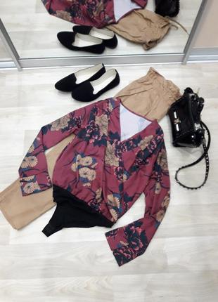 Блуза-боді