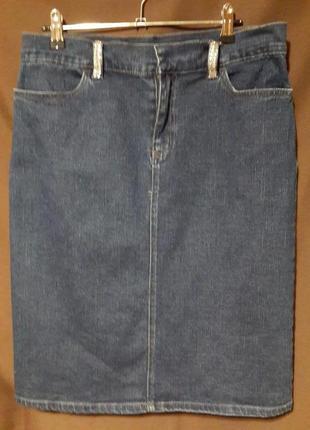 Джинсовая юбка harmony sale до 05.06 (включно)