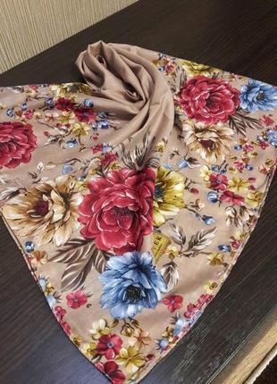 💎роскошный воздушный турецкий платок качество