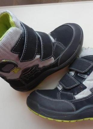 Зимние ботинки ricosta 30р 20см