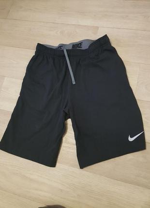Шорты для занятий спортом и повседневной носки nike dri fit оригинал pro