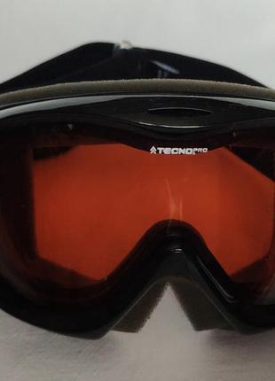 Детская горнолыжная маска очки tecnopro