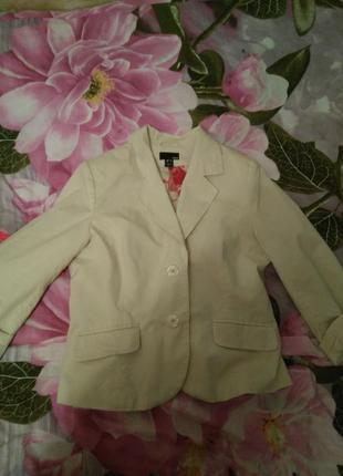 Фирменный пиджак h&m