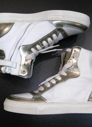 Хайтопы, сникерсы, ботинки производства итальянской компании colpatuа, р. 31 (20,5 см.)4