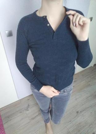 Набор комплект джинсы брюки кофта свитер вязаный, джемпер, жакет, свитшот