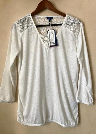 Кофта блуза рубашка tom tailor tom tailor