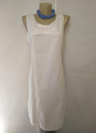 Стильное платье, коттон италия