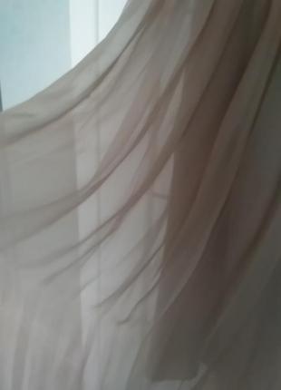 Шикарная юбка l в пол5 фото
