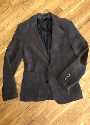 Шикарный стильный итальянский пиджак