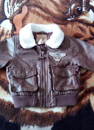 Фірмова якісна, нова курточка.