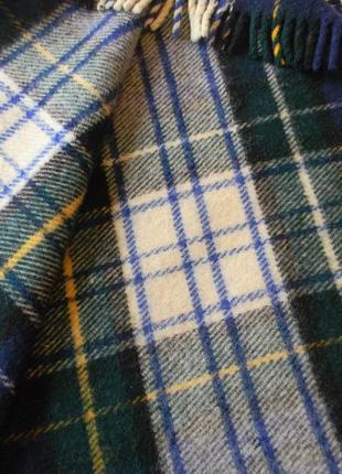 Детский плед original hand woven 130*95 германия,100% шерсть