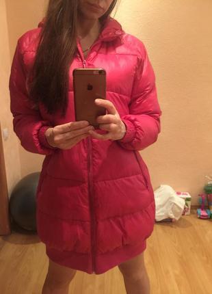 Куртка reebok осень зима