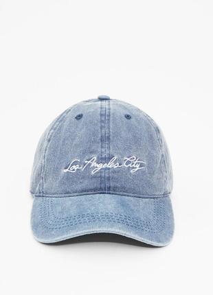 Джинсовая кепка pull&bear5