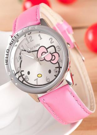 1-84 детские наручные часы hello kitty